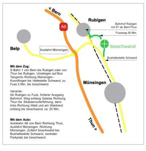 Anfahrt-Bio-Schwand-Münsingen
