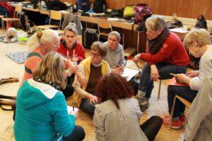 Tellington TTouch-Coach für Hunde und Kleintiere, Ausbildungsmodul 8_6 @ Bioschwand | Münsingen | Bern | Suisse
