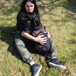 [:fr]Le TTouch Enchanté: Prendre soin de soi et de son chien par le TTouch, le son et les couleurs chez Animalin[:] @ Aurimont | Occitanie | France